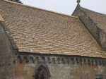 Stanway Church Roof